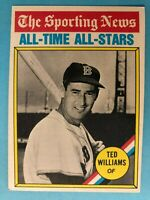 1976 Topps Baseball Card #341  All-Time All-Stars Lou Gehrig 1st Base