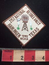 NCHA Harlingen Texas Patch - Windmill S78J