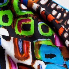 Mehrfarbige Bunte Damen-Schals & -Tücher aus 100% Seide
