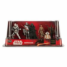 DisneyStore Star Wars The Force Awakens Figures Play Set Cake Topper