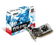 MSI Radeon R5 230 1gd3 LP Gddr3 Grafikkarte