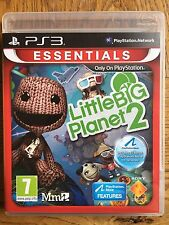 Little Big Planet 2 Essentials Edition (sin Sellar) - PS3 UK release! nuevo!