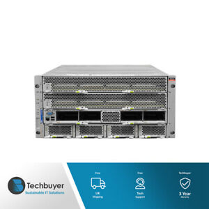 Sun Oracle Sparc T4-4 Server Dual 8 Core 3.0GHZ CPUs 128GB RAM 10GbE QSFP 4x PSU