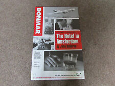 The HOTEL in AMSTERDAM by John Osborne 2003 DONMAR Theatre Poster