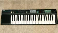 Yamaha PSR 12 49 Full Size Key Portable Keyboard Vintage Synthesizer Working