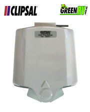 Clipsal New Style IP44 Caravan RV 15AMP Power Inlet Flap Cover