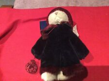 RUSS Larisa Collectible Bear With Tags