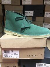 Clarks Originals Desert Boot Forest Green Size 9 Men's Suede 26144165