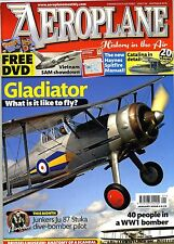 Aeroplane Monthly 2008 January Catalina,Gladiator,Yak-11,BSAA Lancastrian