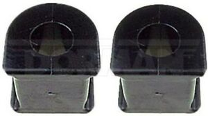 Suspension Stabilizer Bar Bushing Kit Rear,Front Dorman 531-676