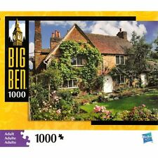 New in wraps BIG BEN SERIES 1000 piece CHALFONT ST GILES BUCKINGHAMSHIRE ENGLAND