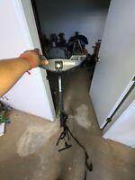 "Yakima Full tilt up/down Premium Locking Bicycle Hitch rack 4 Bike 2"" please rea"