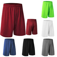 Men Casual Shorts Gym Baggy Sportswear Pants Running Basketball Bottoms Trousers