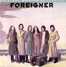 Foreigner by Foreigner (Vinyl, Oct-2010, Mobile Fidelity Sound Lab)