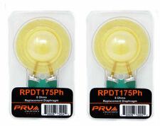 2x Replacement Diaphragm PRV Audio PRV-RPDT175Ph for DT175 WG1-175Ph Horn Driver