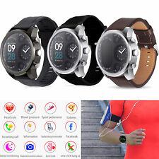 Men Bluetooth Smart Watch Bracelet Heart Rate Sports Tracker for iPhone Samsung
