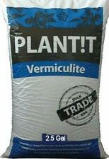Vermiculite 2.5 Gallon - Grade 4 Super Coarse