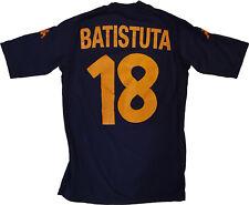 maglia Batistuta ROMA scudetto 2000 2001 Kappa N0 match worn Ina Assitalia S
