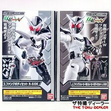 KAMEN RIDER W SO-DO CHRONICLE DOUBLE FANG JOKER ACTION FIGURE SET SODO CANDY TOY