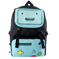 Adventure Time Plush BMO Beemo Backpack Game Cospaly Shoulder bag travel bag