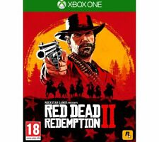XBOX ONE Red Dead Redemption 2 - Currys