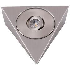 LED Dreiecksstrahler Unterbauleuchte Küchenunterbauleuchte 3er Set OHIO TRIANGLE