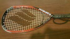 ektelon racquetball racquet outrage ss grip