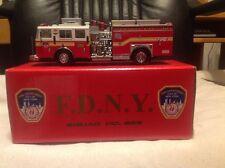 Code 3 FDNY Squad Company 288 Seagrave Pumper Fire Truck 12651