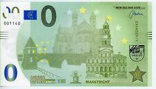 Billet Mémo Euro - Maastricht