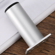 Round Cabinet Furniture Legs Plinth Extender Aluminum Alloy Adjustable 10cm