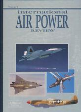 INTERNATIONAL AIR POWER REVIEW 5 HARDBACK 2002 Ka-50/52,F-22,Do 217,SAAB 35,XB15