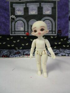 "Resin BJD Fairyland 4.5"" PukiPuki Puki Puki Cupid 2 Doll with Clothes Box"