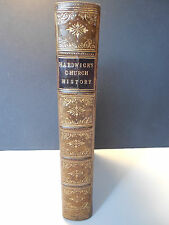 [Luther] A History of the Christian Church during Reformation -Hardwick 1856 1st