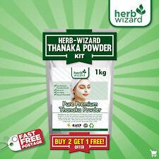1KILO PURE THANAKA TANAKA Powder Natural Anti Acne Ageing Whitening Hair Removal