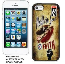 NORTHERN SOUL MOD STAX RUDE BOY RETRO  GEL TPU IPHONE CASE COVER