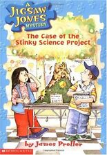 The Case of the Stinky Science Project (Jigsaw Jones Mystery, No. 9) by James Pr