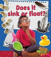 Does It Sink or Float? (What's the Matter?)-ExLibrary