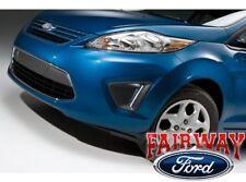 2011 thru 2015 Fiesta OEM Genuine Ford Parts LED Park Lamp Light Kit with Bezels