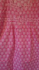 New-XL-Indian-Print-100%-Cotton-Kaftan-Night-Dress-Nighty-Maxi