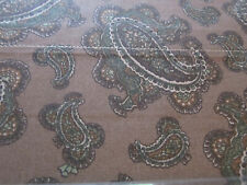 RALPH LAUREN STUDIO PAISLEY TWIN SHEET SET NEW IN PACKAGE