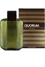 PUIG  QUORUM 100ML AFTERSHAVE BRAND NEW & BOXED *
