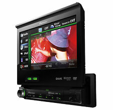 PIONEER avh-6300bt DVD Autoradio con Bluetooth DIVX TFT Multimedia Top