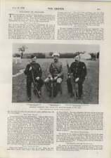 1900 Bisley Rifles Simons Church Robinson