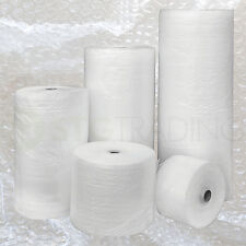 2 ROLLS 600mm x 100m SMALL BUBBLE WRAP