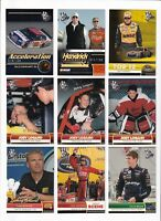 2009 Press Pass HOLOFOIL NUMBERED PARALLEL #199 Mark Martin BV$4.50! #011/100!
