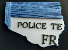 More details for full size tardis fragment inspired replica - time crack - doctor who / geek gift
