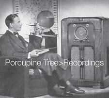 PORCUPINE TREE - RECORDINGS (DIGIPAK)  CD NEUF