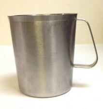 Starbucks Stainless Steel NSF Milk Pitcher Frothing Barista Coffee Latte
