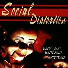 Social Distortion White Light White Heat White Trash 180gm LP Vinyl 33rpm