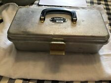 Vintage Umco Aluminum Tackle Box Model 101A